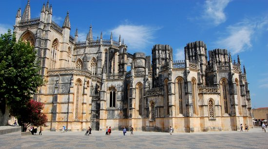 Баталья, Португалия: Il complesso di Batalha