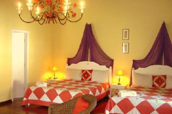 Pousada Casa Buzios: Beija-Flor 35m² en suite room