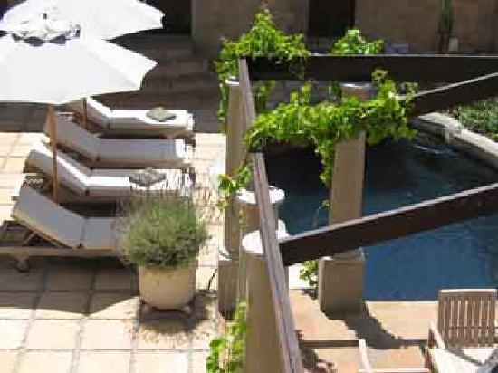 Auberge Provence : Pool