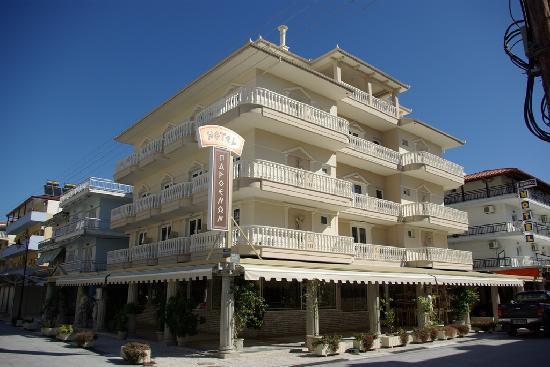 Olympiaki Akti, Greece: main building