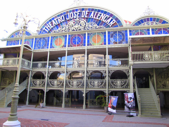 ‪Jose de Alencar Theater‬