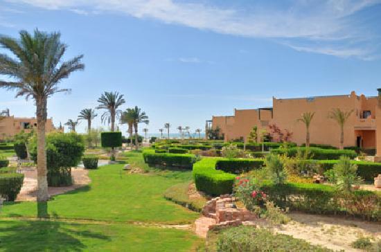 La Hacienda Beach Hotel: view