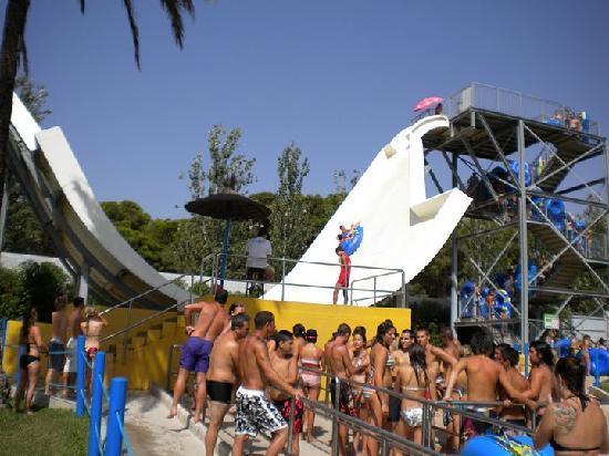 attractions Picture of Aqualand Torremolinos Torremolinos