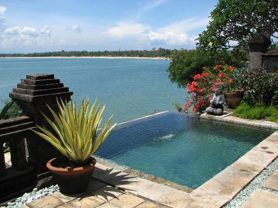 Four Seasons Resort Bali at Jimbaran Bay: Plunge Pool - Ocean View Suite