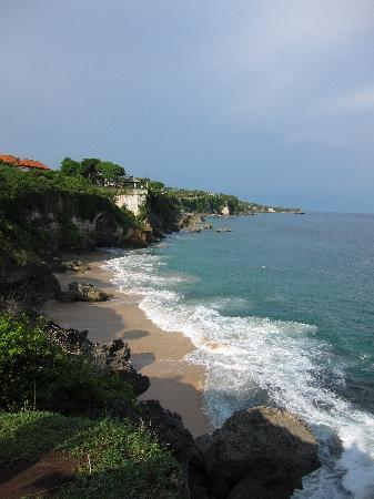 Four Seasons Resort Bali at Jimbaran Bay: The Cliffs @ The Four Seasons - View from a hosted bike ride