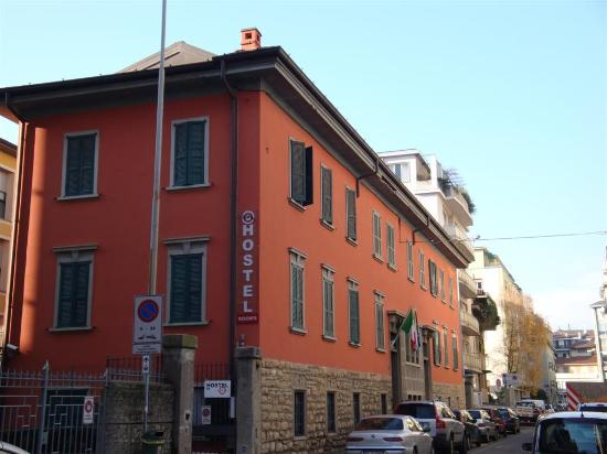 Central Hostel: edificio