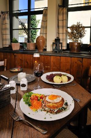 Matsch: Regionale Küche