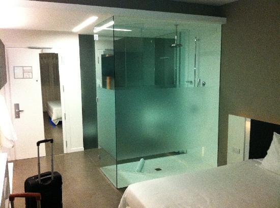 doccia in camera - Foto di Best Western Hotel Parco Paglia, Chieti ...