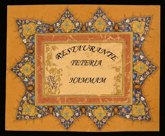 Restaurante Teteria Hammam: portada