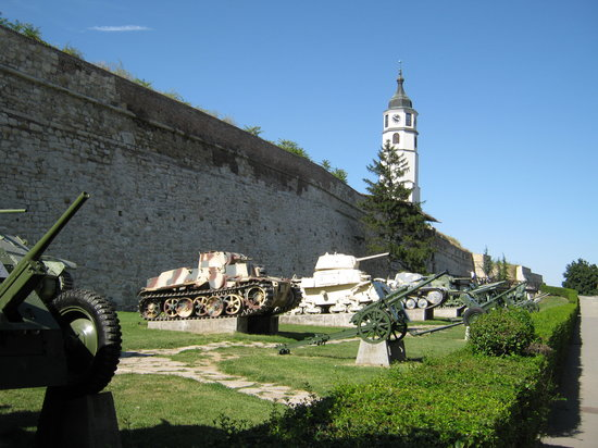 Belgrad Military Museum
