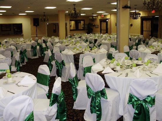 Quality Inn & Suites Conference Center: Chelsea Ballroom Wedding