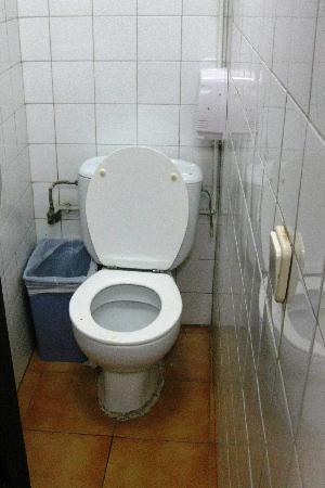 Diplomatic: Die Toilette