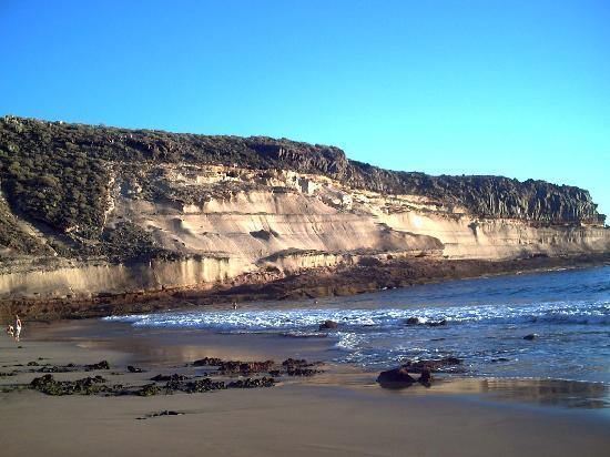 Costa Adeje, España: Strand