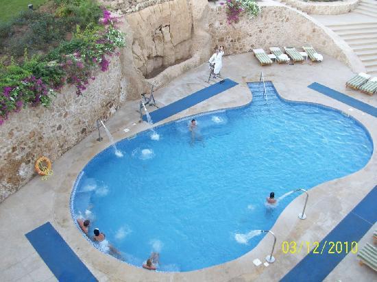 Stella Di Mare Beach Hotel & Spa : Спа.. гидромассаж