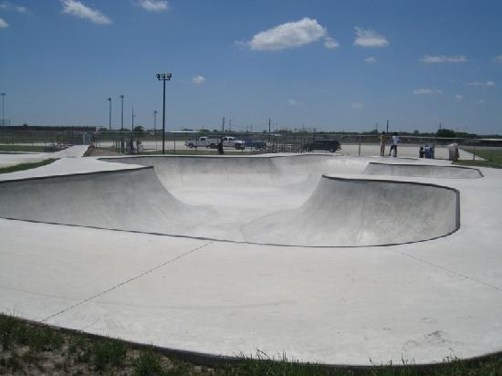 Victoria Skatepark Bowl