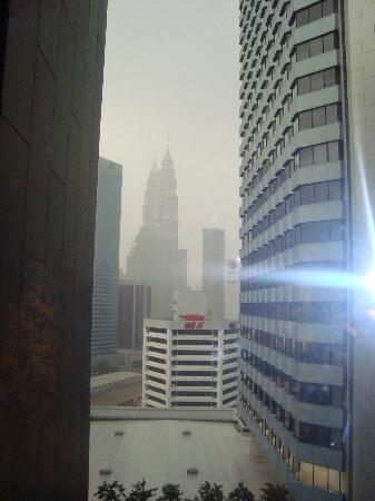 DoubleTree by Hilton Kuala Lumpur: hotel view