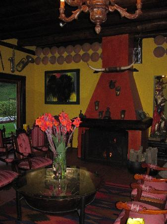 Hacienda Leito: Lodge