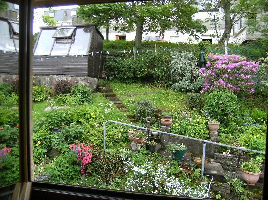 The Anchorage Bed & Breakfast : view from the window