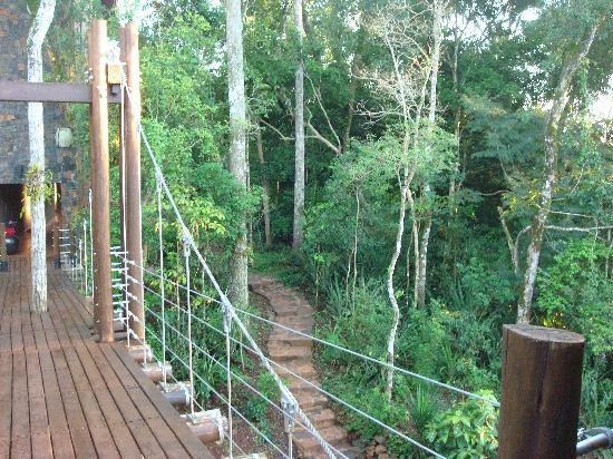 Loi Suites Iguazu: ENTORNO