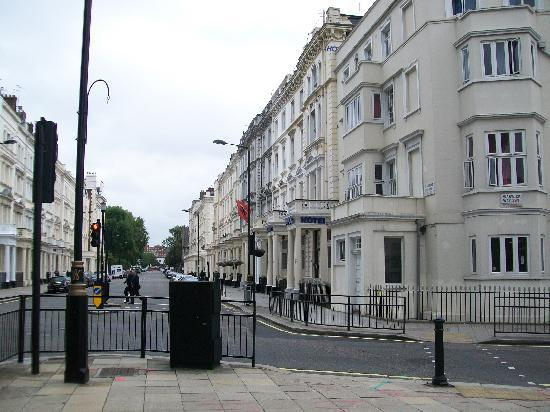hotel in strada