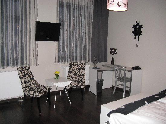 The Circus Hotel: junior suite