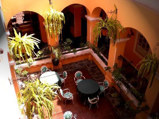 Hotel Otavalo: lugar acogedor