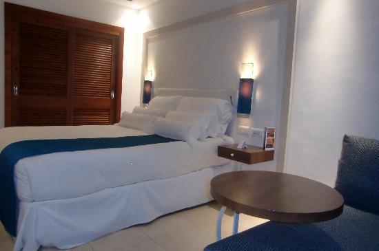 Hotel Jardin Tropical : hotelkamer,modern en zeer mooi