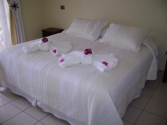 O'tai Hotel: Habitación