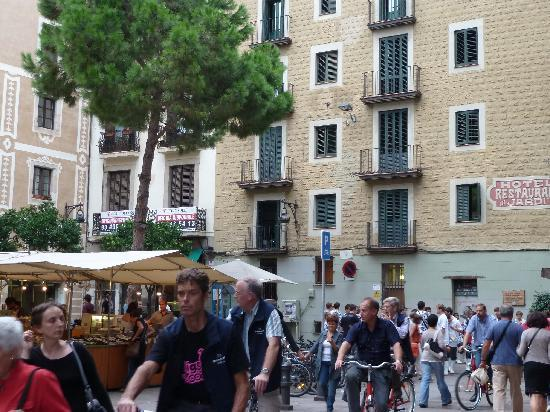 Hotel jardi foto de el jardi barcelona tripadvisor - Hotel el jardi barcelona ...