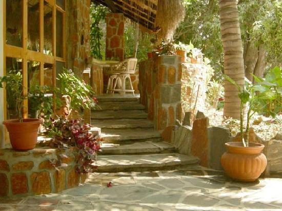 Cocina Stair, Casa Bentley Todos Santos