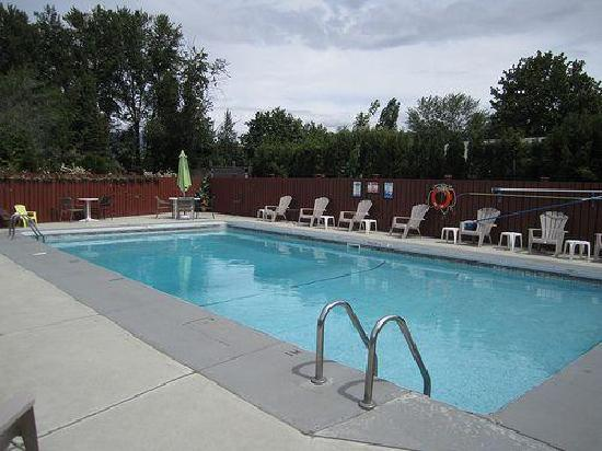 Rosedale Motel: Outdoor Pool
