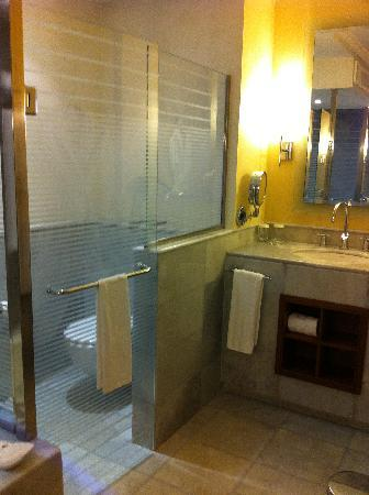 Iberostar Grand Hotel Rose Hall: Great bathrooms.