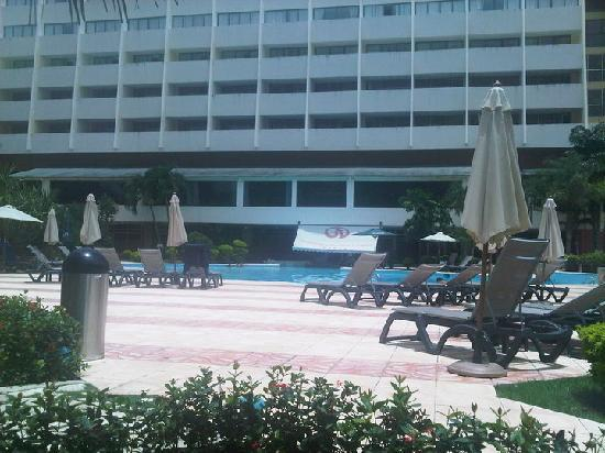 Dominican Fiesta Hotel & Casino: Area de Piscina