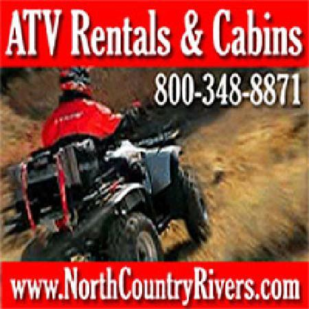 Bingham, ME: Maine ATV Tours with North Country Rivers