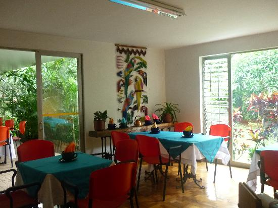 Hotel San Lorenzo de Ana: RESTAURANTE