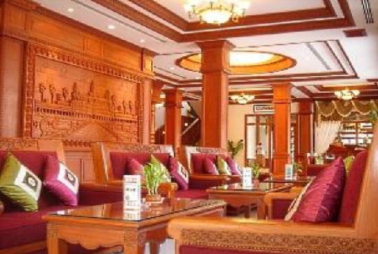 New Angkorland Hotel: Lobby