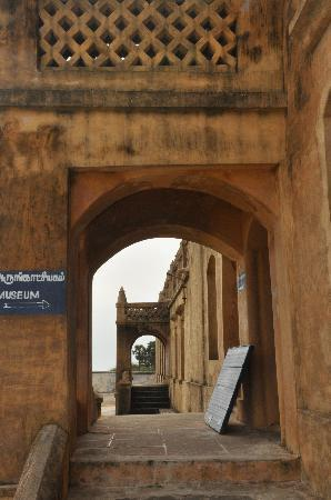 Tharangambadi, India: Tranquebar Fort