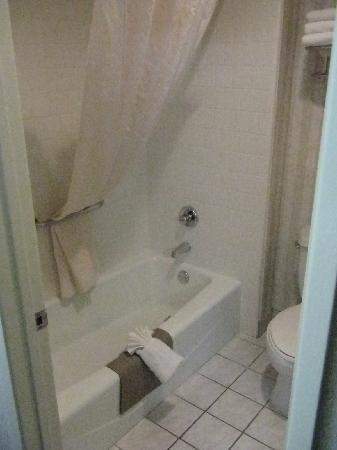 Best Western Pasadena Inn: Bathroom