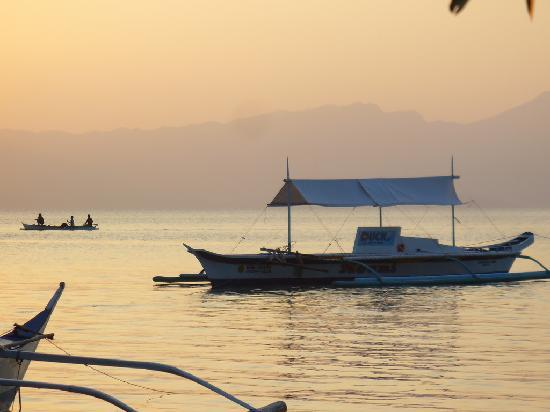 Romblon, Filipinas: View from The Three P Resort