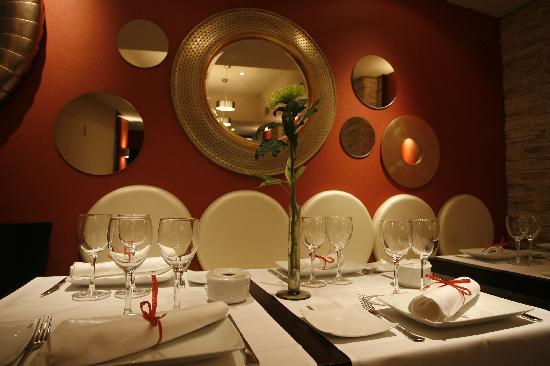 Apolo Cafe & Restaurante: Sala