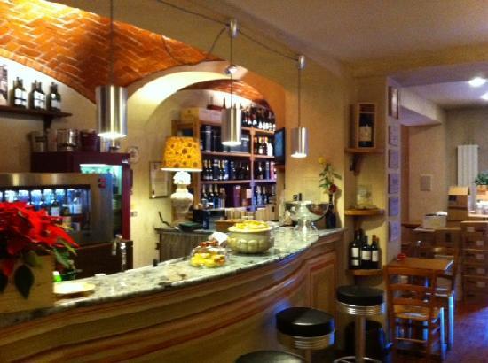 Biella, Italy: bar