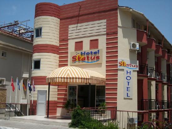 Status Hotel: ön