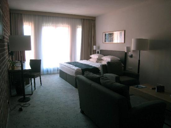 The Granary - La Suite Hotel: Our excellent room