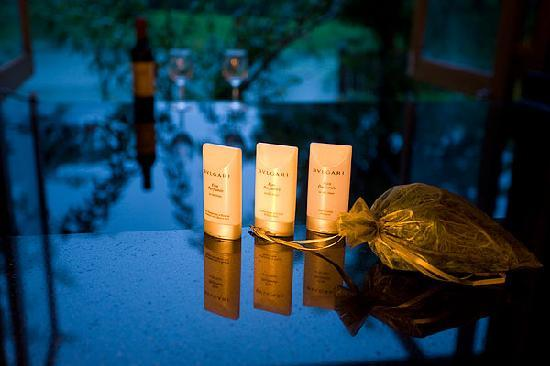 Ardennes Villa: top quality products - a symbol of respect for the tasteful guests