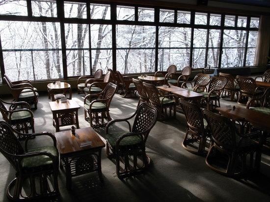 Hanamaki, Japão: 喫茶スペース