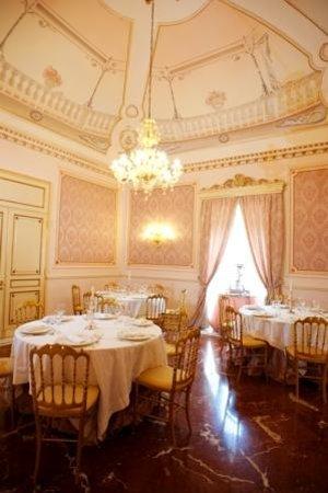 La cuisine dell'Antica Badia : Sala Alabastro