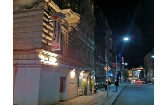 Tapas Chorizo De la Cambusa : The Restaurant