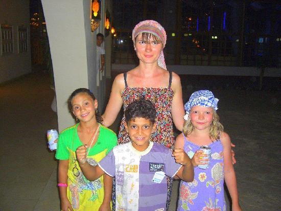 Ibis Styles Dahab Lagoon Hotel: Kinderbetreuung