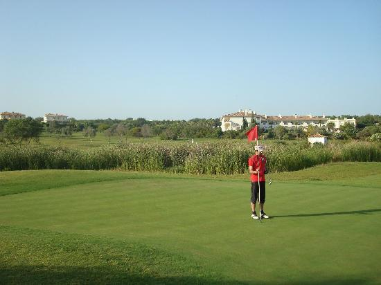Colina Verde Aparthotel & Golf: Golfbaan Colina Verde
