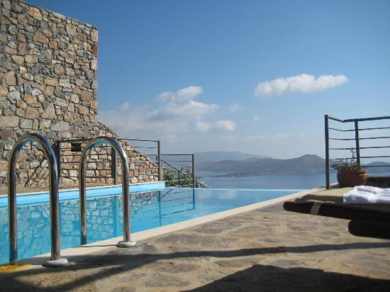 ‪‪Elounda Solfez Villas‬: the edge pool‬